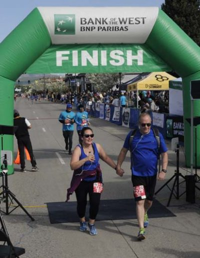 finish line steamboat marathon planned by heavenly days events