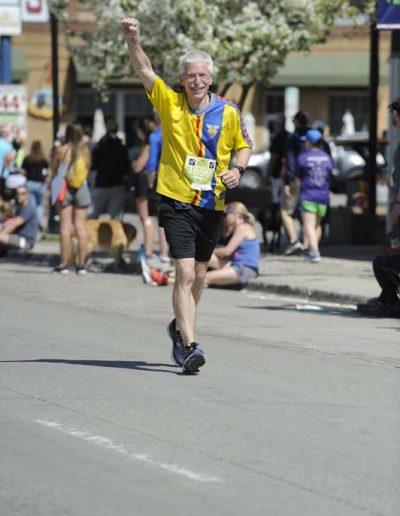 runner steamboat springs marathon