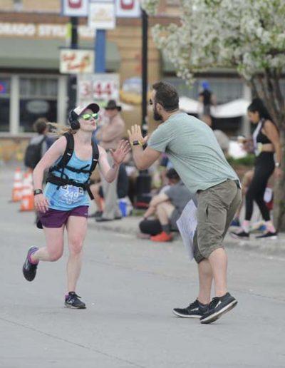 runners at steamboat marathon