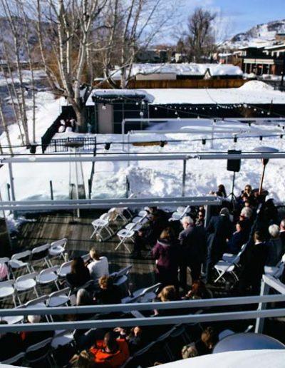 yampa river wedding aurum restaurant steamboat springs colorado